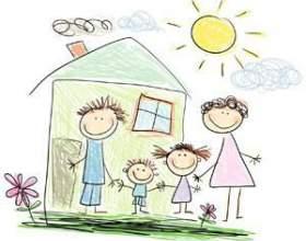 Як вирішують питання про те, що намалювати на вільну тему, діти? фото