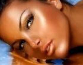 Як зробити обличчя більш засмаглим фото
