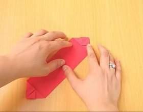 Як зробити танк з паперу своїми руками? фото