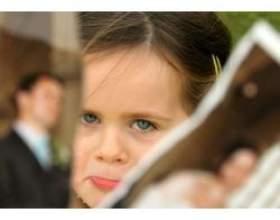 Як сказати маленькій дитині про відхід батька з сім'ї фото