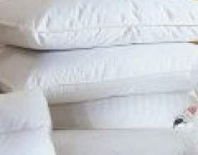 Як прати подушки фото