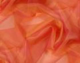 Як прати сукні з органзи фото