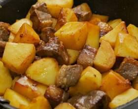Приготування картоплі в горщиках: найсмачніше гасіння фото