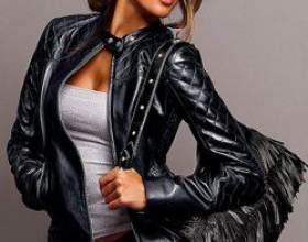 Як прибрати запах шкіряної куртки? фото