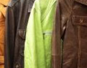 Як доглядати за одягом зі шкіри фото