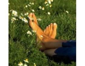 Як доглядати за ногами фото
