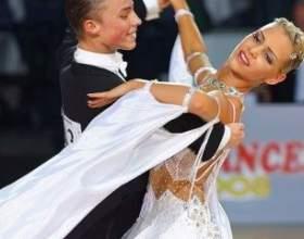 Як прикрасити сукню для бальних танців фото