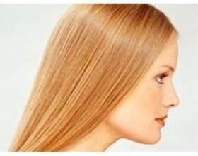 Як волосся зробити блискучими фото