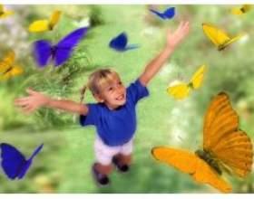 Як виховати щасливу дитину фото