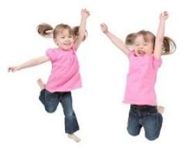 Як виховувати дітей близнюків? фото