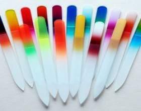 Як вибрати хорошу пилочку для нігтів? фото