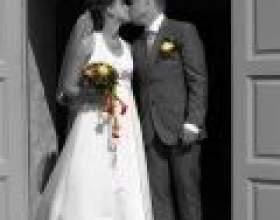 Послідовність організації весілля фото