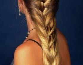 Як заплести волосся красиво фото