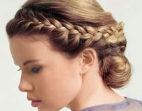 Як заплітати коси красиво і модно фото