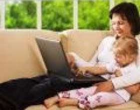 Як заробити молодій мамі фото