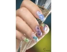 Які бувають малюнки на нігтях? фото