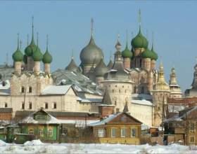Які міста входять в золотое кольцо россии? Золотое кольцо россии: міста, пам'ятки фото