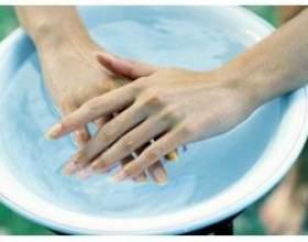 Які ваночка роблять для нігтів фото
