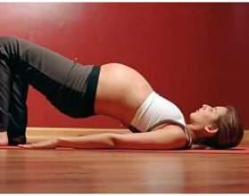 Калланетика: комплекс вправ для вагітних фото