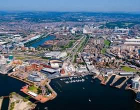 Кардіфф - столиця уельсу фото