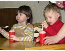 Кисневий коктейль для дітей фото