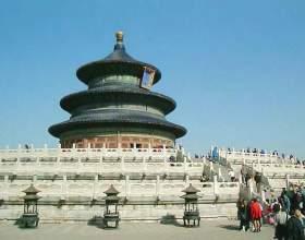 Китай: пам'ятки, історичні місця фото
