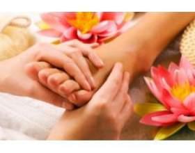 Китайський масаж стоп і гомілок фото