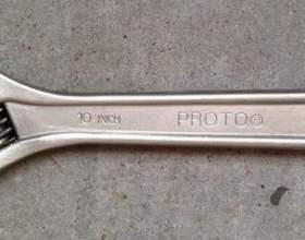 Ключі розвідні: опис і фото фото