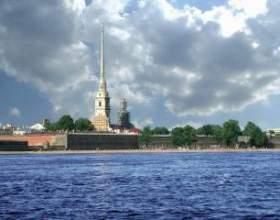 Пам'ятки санктрпетербурга: петропавловская фортеця фото
