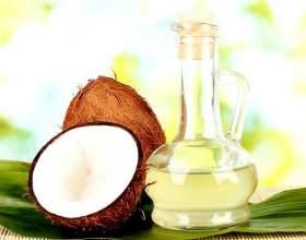 Кокосове масло для волосся фото