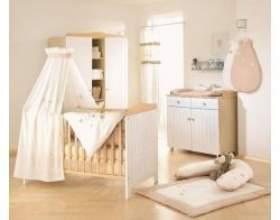 Кімната для новонародженого фото