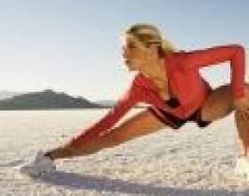 Комплекс вправ для гнучкості і схуднення фото