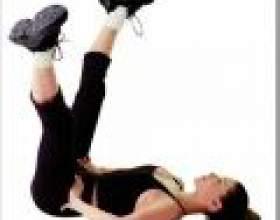 Корекція стегон: вправи для м'язів фото