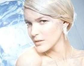 Косметичний лід для обличчя фото
