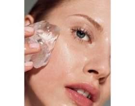 Косметичний лід для проблемної шкіри фото