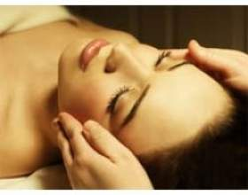 Косметичний масаж обличчя і шиї фото