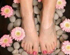Красиві ноги в домашніх умовах фото