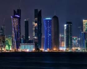 Великий експортер нафти - держава катар (столиця - місто доха) фото