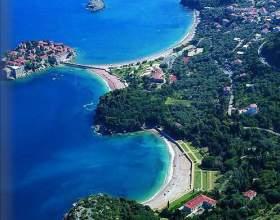 Курорти чорногорії: гірськолижні, на море. Фото і опис кращих курортів чорногорії фото
