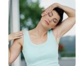 Лікувальна гімнастика при остеохондрозі фото
