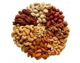 Лікувальні властивості насіння і горіхів фото