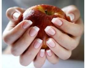Лікування слабких нігтів народними засобами фото