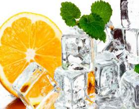 Лід і краса: з чого можна зробити корисні кубики фото