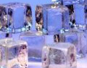 Косметичний лід - секретна зброя краси фото