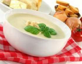 Легкий сирний суп - відмінне блюдо для обіду і вечері фото