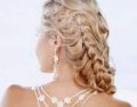 Літні зачіски для довгого волосся фото