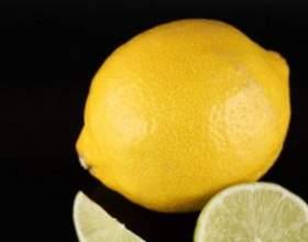 Лимонні маски для обличчя фото