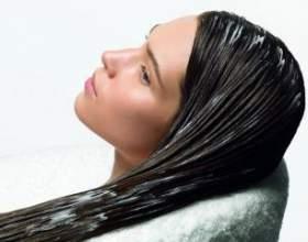 Експрес-маски для волосся фото