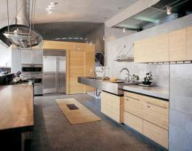 Краще покриття для підлоги для кухні фото