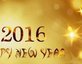 Кращі поздоровлення з новим 2016 роком, роком вогняної мавпи! фото